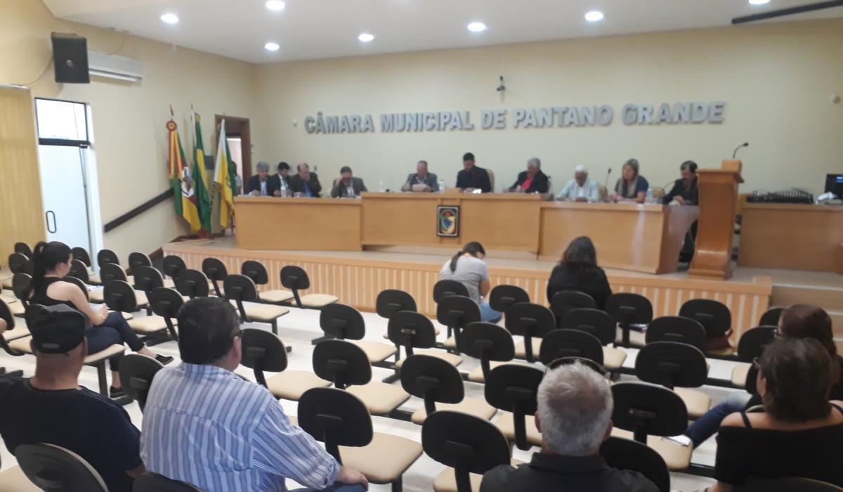 Sessão Ordinária de 14 de novembro